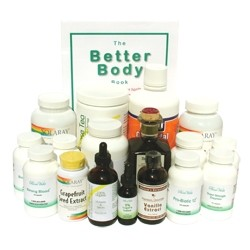 The Better Body Program (Complete Internal Cleansing and Repair Program)